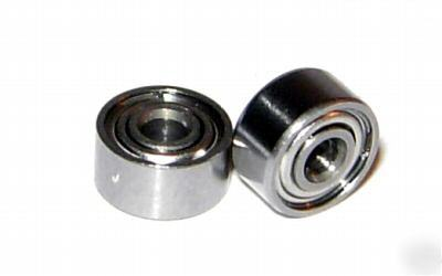 (10) 692-zz bearings, ABEC3, 2 x 6 x 3 mm, 692-z, 692Z