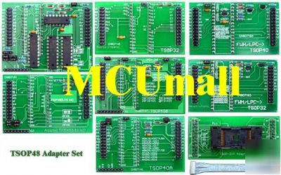 Adp-033 tsop adapter complete set for willem programmer