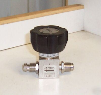 Ap tech AP3600S stainless valve