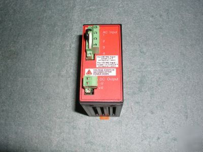 Emerson alp-130 backup power supply for en servo drive