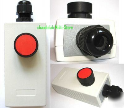 Hq momentary pushbutton switch control station no red