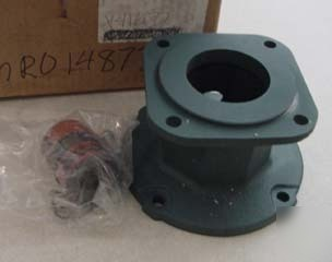 New dodge motor flange adaptor in box