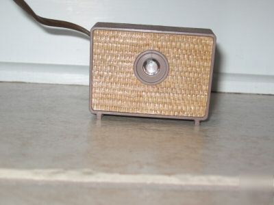 Vintage photoelectric switch