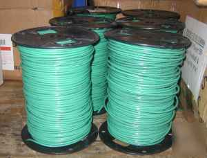 #10 500 ft. thhn solid wire per 500 ft