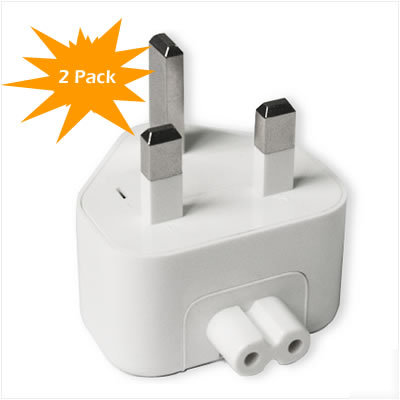 2 uk ac plug for apple A1036 A1021 M8943LL/a power