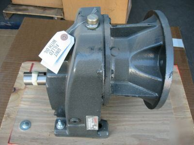 Browning in-line speed reducer - 3.16:1 ratio 182/184 c