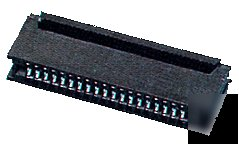 Flat cable idc card edge connectors 14 position 10 pc.