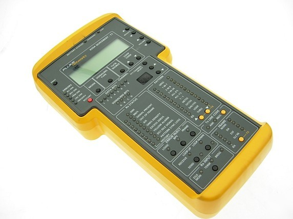 Fluke networks quickbert-T1 635A 3-port testing device