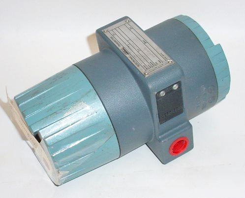 Foxboro electronic pressure transmitter #870CC-13A 500