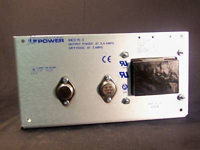International power IHCC15-3 dc power supply