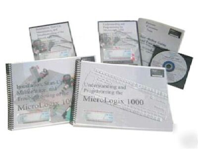 Micrologix 1000 plc - dvd training course &testing