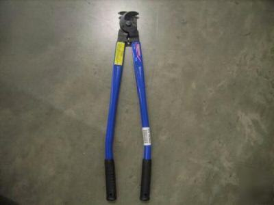 New 24 inch heavy duty cable cutters / wire cutter