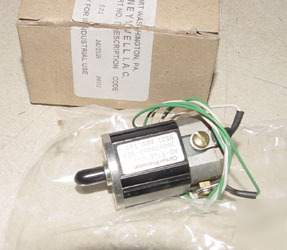 New honeywell / clifton precision servo motor 30678155