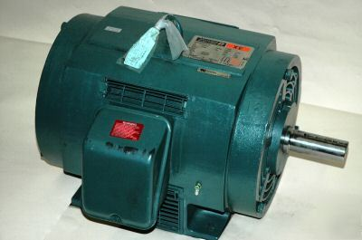 New reliance electric motor xe 20 hp P25G4932 1765 rpm