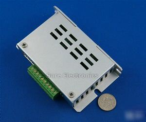 Single axis cnc stepping stepper motor driver