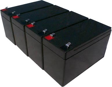Ups sla batteries for apc DL1400RM