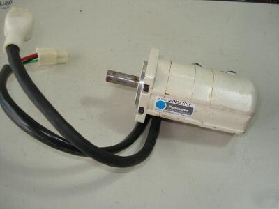 Panasonic Msm5azp1e Servo Motor