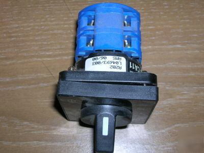 New Kraus Naimer Manual Motor Control Switch Ca11 20a