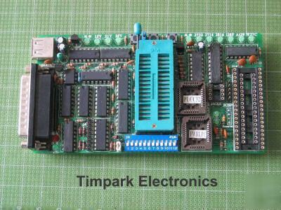 27C512 + enhanced universal willem eprom programmer