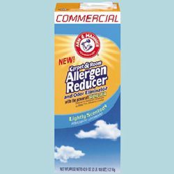 Carpet allergen reducer & odor eliminator-cdc 84113