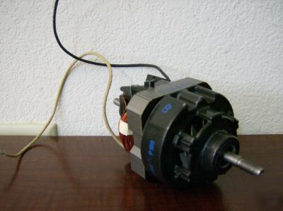 New high speed 1.5 hp 115 v ac/dc electric motor,