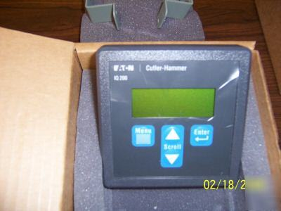 New power monitor meter in box