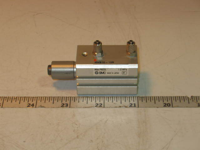 Smc pneumatic air rotary clamp cylinder MKB16-10R
