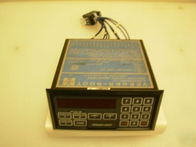 Veeder-root 7975 series rate & count controller 115V