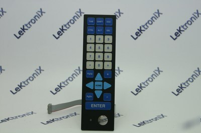 Xycom 105910 - data keypad