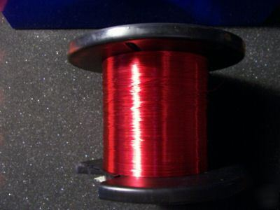 600 ft # 27 copper magnet tesla coil radio tattoo wire