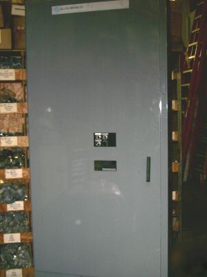 Allen bradley 1336 preengineered 75HP ac drive