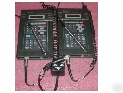 Datamyte 769 data acquisition terminal ( lot of 2 )