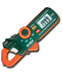 Extech MA120 ac/dc mini clamp meter+voltage detector