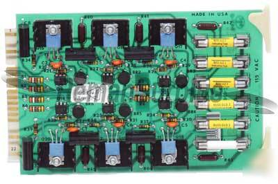 Harrel PCA300NS logic board
