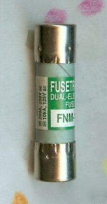 New bussmann fnm 20 time delay fuse 20 amp 250 volt