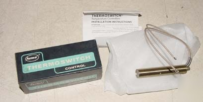 New fenwal thermoswitch temperature control 170000