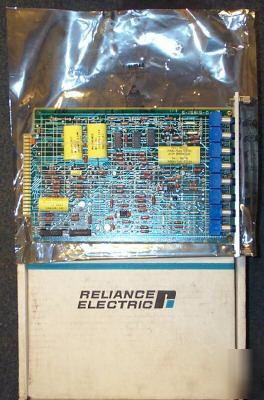 New reliance electric 0-51851-5 crcf card controller