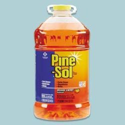 Pine-sol orange energy all-purpose cleaner-clo 41772