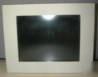 Tokyo / hitachi etch system LCD1012 monitor / display