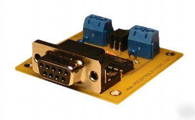 Ttl/cmos to RS232 converter