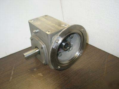 1 4 hp 116 rpm boston baldor stainless gear reducer for 1 4 hp gear reduction motor