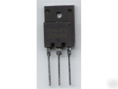 2508 / BU2508DX / BU2508 philips transistor