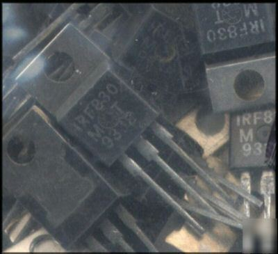 830 / IRF830 power mos transistor