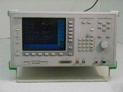 Anritsu MS8606A digital mobile ratio tx tester