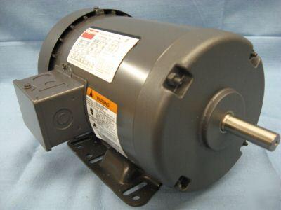 Dayton 3 phase ac motor 1 hp 3n017 for 1hp 3 phase motor