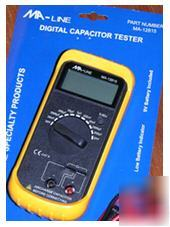 Digital capacitor tester ma-12815