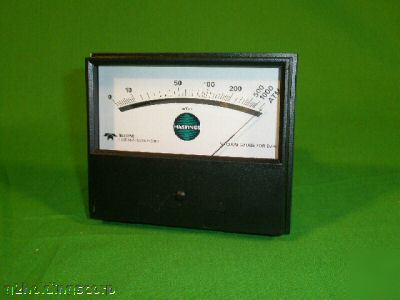 Hastings vt-6X-01-01-00 vacuum gauge for dv-6