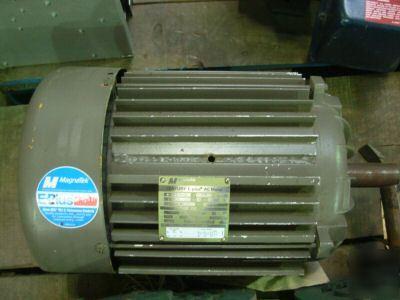 magnetek century e plus motor 635764001 10hp 3ph 230v