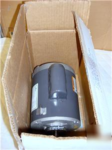 New emerson 3/4HP 115/230V 1PH 1725RPM electric motor