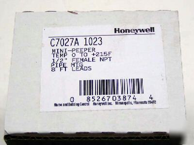 New honeywell C7027A1023 mini-peeper from factory( )
